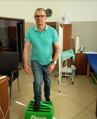 Próba wysiłkowa Chester Step Test we Wrocławiu