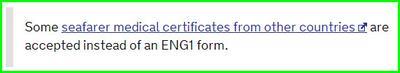 Polskie świadectwa są uznawane zamiast ENG1