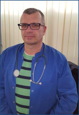 Oil & Gas UK Examining Doctor Dariusz Kraśnicki
