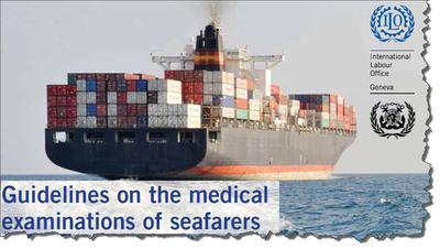 Wskazówki do badań marynarzy wydane przez WHO